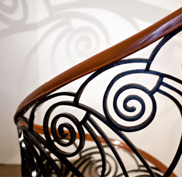 Interior Iron Railings in Toronto
