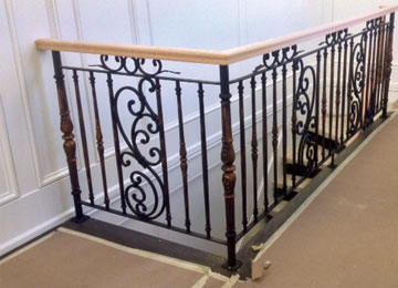Iron Railings Repair